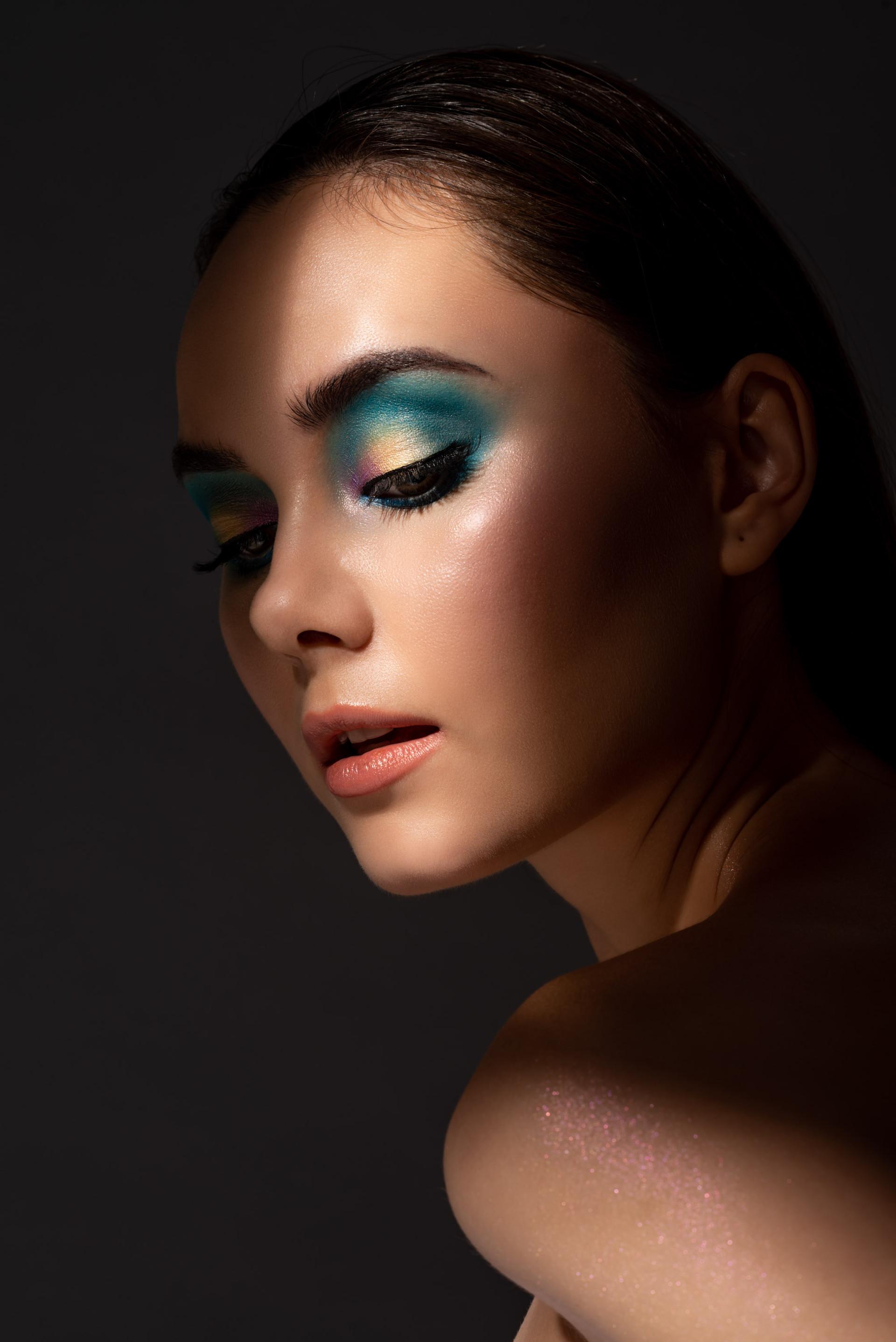 Photography by Antonio Del Rosario Model Nastassia Hubkina