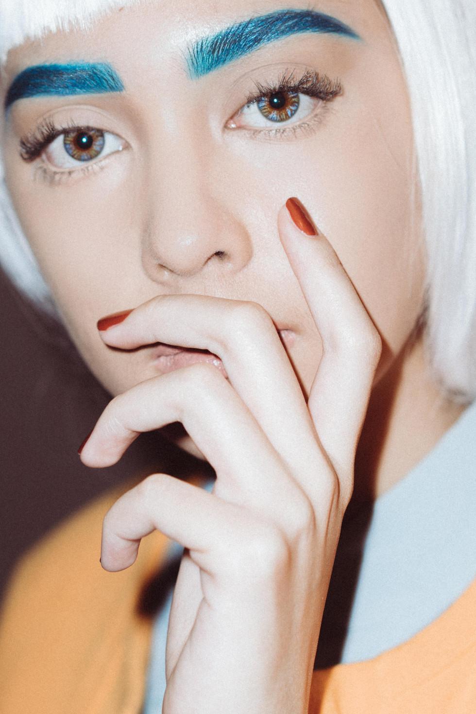 Photographer: Artu Nepomuceno Stylist: Meg Manzano Model: Angel Gayatin