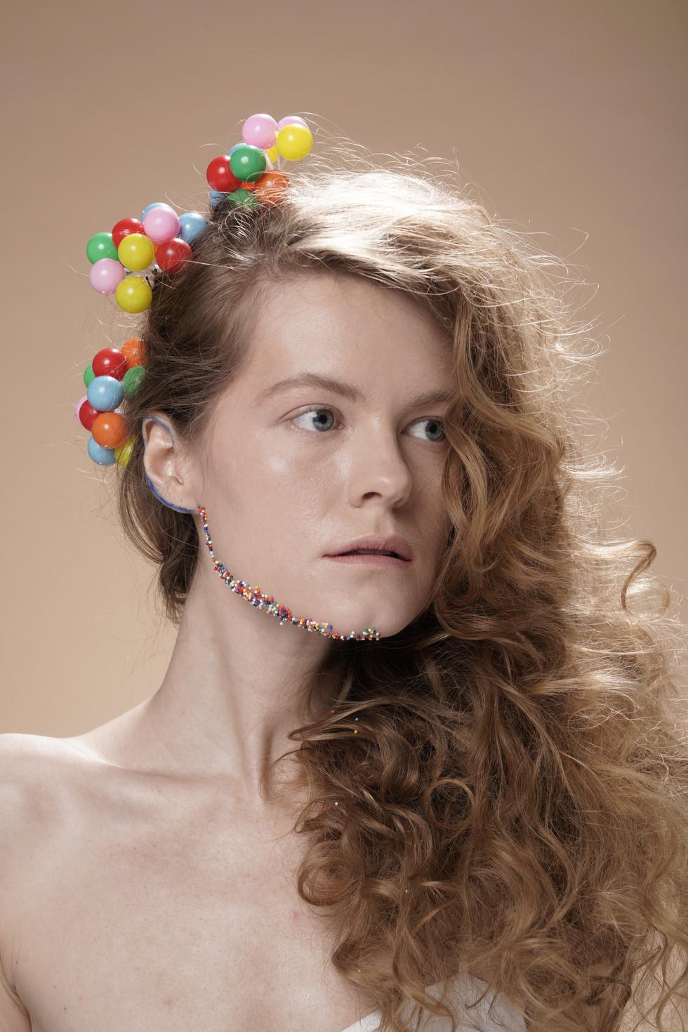 Photography by Alex Villaluz Model Margarita Kamenskaya