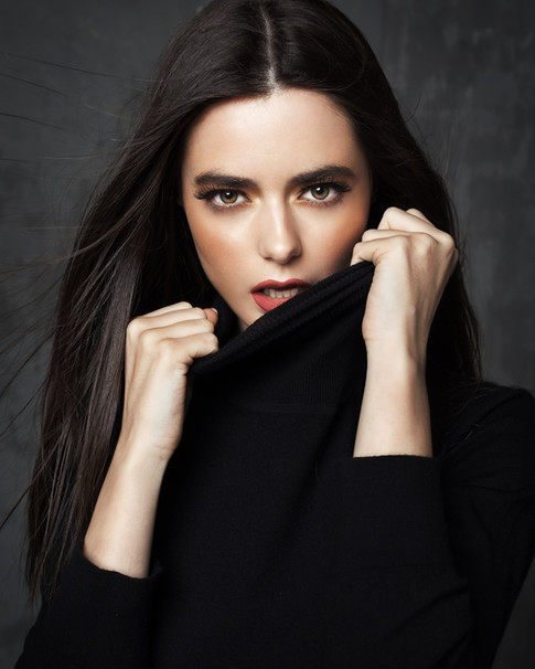PHotographer: Dookie Ducay Stylist: Jebby Fronda Hairstylst: Raven Dizon Model: Bronija Ales For BYS Cosmetics