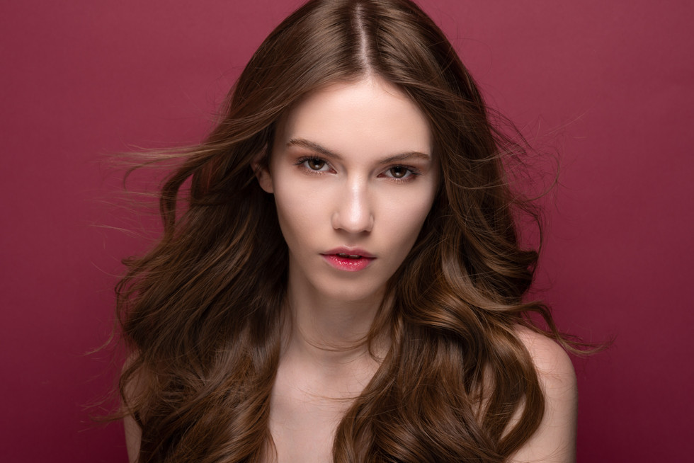Photographer: Antonio del Rosario Hairstylist: Mycke Arcano