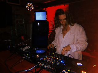 bostock dj performing shoreditch london.