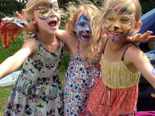 7 Reasons why Flummoxed is the perfect festival for kids.
