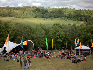 Adventure Familes Wanted for Elderflower Fields Festival.