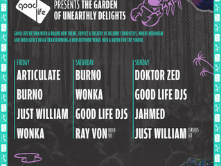 NASS ANNOUNCES SIX NEW AREAS AND OVER 100 NEW ARTISTS