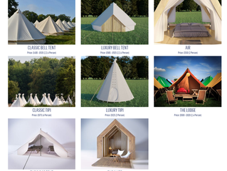 Last Chance for Boutique Camping at Standon Calling
