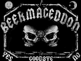THREE MORE ANNOUNCEMENTS FOR BEERMAGEDDON! 2018
