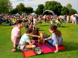 Cheltenham to host music festival for all the family, including the dog!