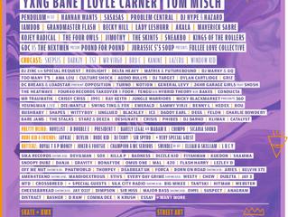 NASS Festival 2019: Yxng Bane, Tom Misch & Kojey Radical announced