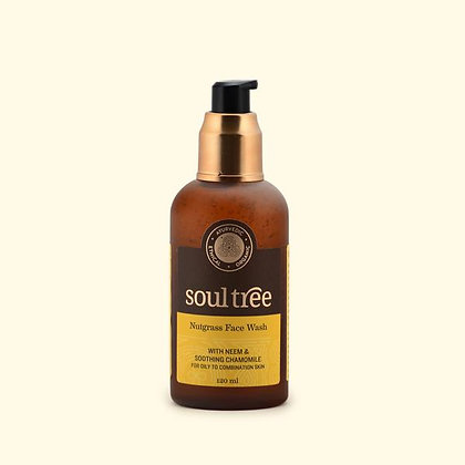 Nutgrass Face Wash