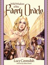 Wild wisdom of Faery Oracle Cards