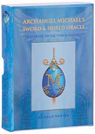 Archangel Michael's Sword & Shield Oracle Card