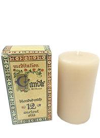Meditation Candle 40 hrs