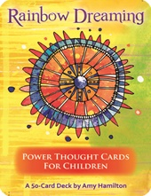 Rainbow Dreaming Power Thought Cards for Children