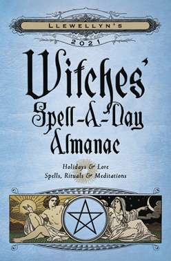 2021 Witches Spell A Day Almanac