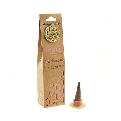Organic Frankincense Cones