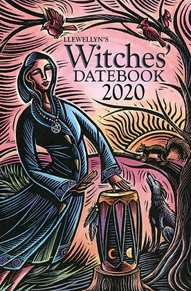 Llewellyn's Witches Datebook 2020