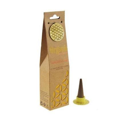 Organic Sandalwood Cones