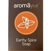 Aromayur Earthy Spice Soap