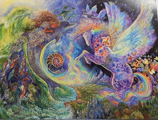 Glitter Magical Meeting