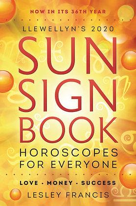Llewellyn's 2020 Sun Sign Book