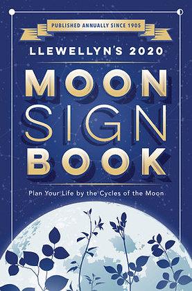 Llewellyn's 2020 Moon Sign Book