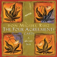 The Four Agreement cards