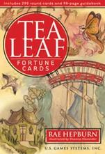Tea Leaf Fortune Cards