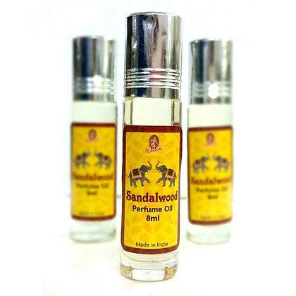 Kamini Sandalwood Roll on Perfume