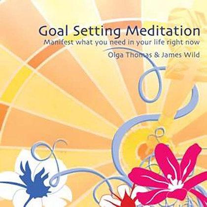 Goal Setting Meditation