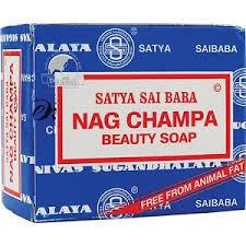 Nag Champa Soap 75g