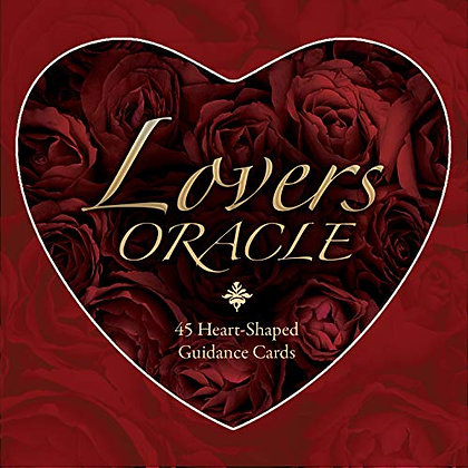 Lovers Oracle Guidance Cards