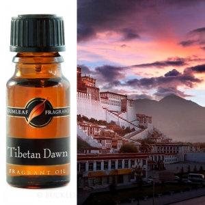 Tibetan Dawn