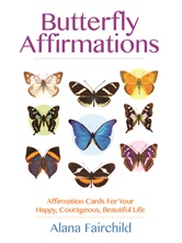 Butterfly Affirmations Pocket Edition