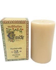 Meditation Candle 70 hrs