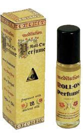 Meditation Roll On Perfume
