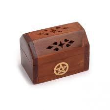 Cone Incense Box