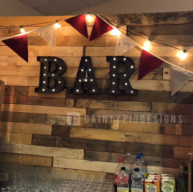LED Bar Marquee Lights