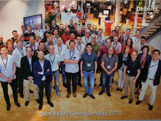 Delft-FEWS Gebruikersdag 2019