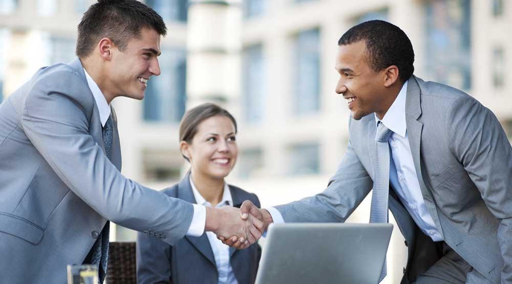 銷售/業務團隊訓練系統