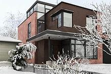 Фасадные панели из ДПК, Декинг