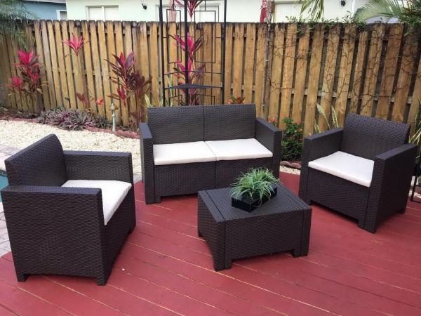 Комплект мебели Небраска_2 Сет