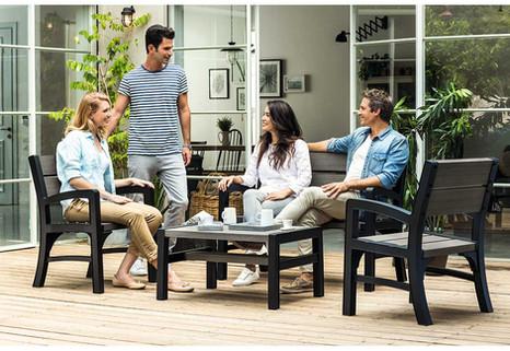 Комплект мебели WOOD-LOOK