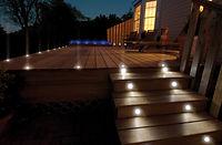 Встраиваемые светильники для террас