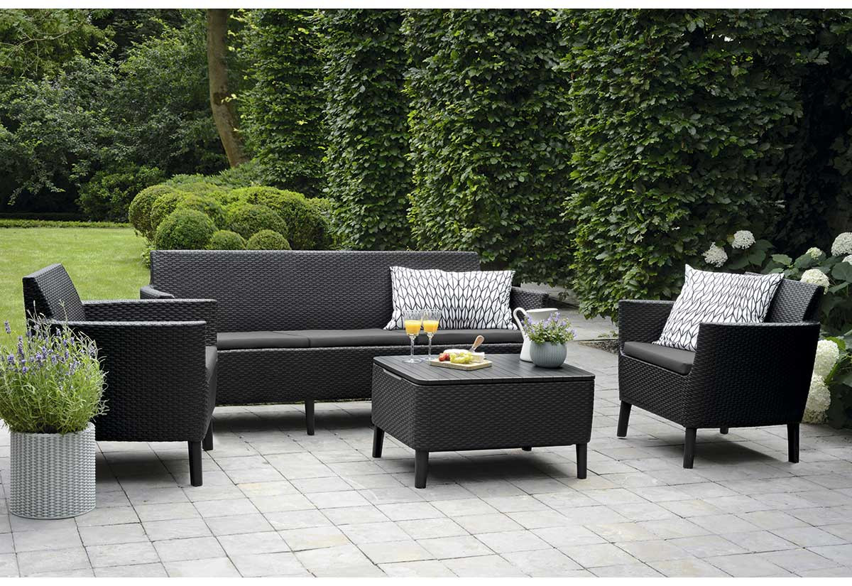 Комплект мебели Salemo 3 Seater-Set