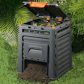 Пластиковый компостер Eco Composter
