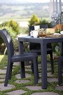 Кресло из ротанга Лабро