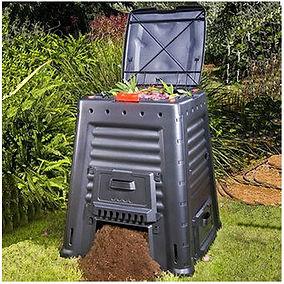 Mega composter 650L