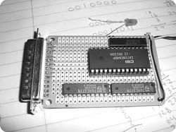 Prototype Parallel Port (DB-25)