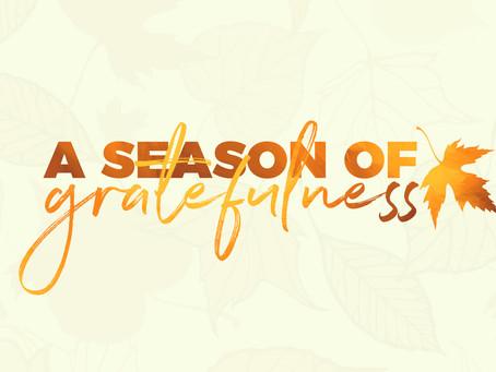 Joyful Generosity!